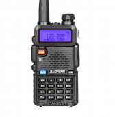 Радиостанция Baofeng UV-5R 8w black